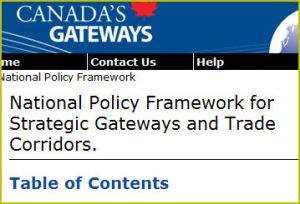 Canada Gateways