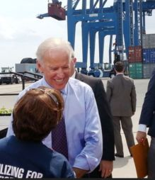 Biden in Charleston
